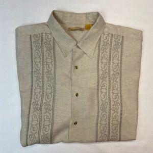 CUBAVERA Wedding Shirt size XXL